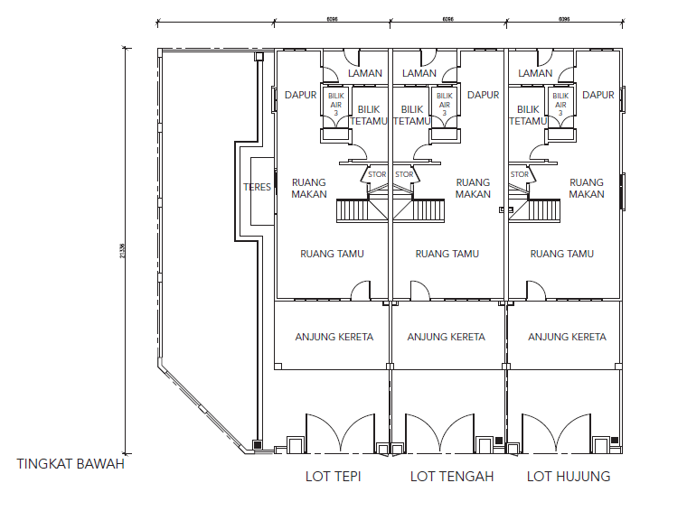 Ground Floor Plan Ground